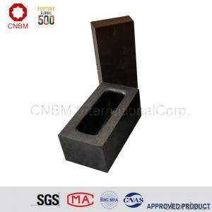 MGO-C Bricks for Slag Lining of Refining Ladles