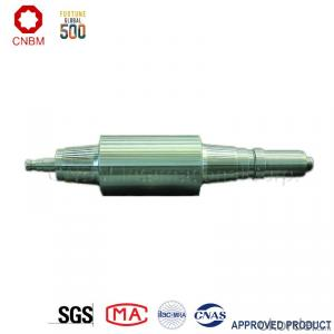 Alloy Roll with High Wear Resistance and High Performance