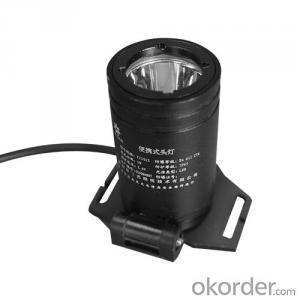 Purple lighting YJ1012 Solid state Light explosion-proof headlight