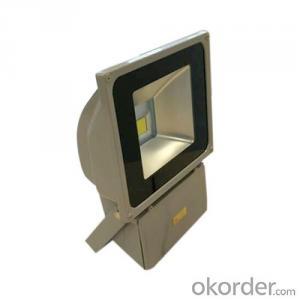 Purple lighting  GF9026-50W LED intelligent floodlight