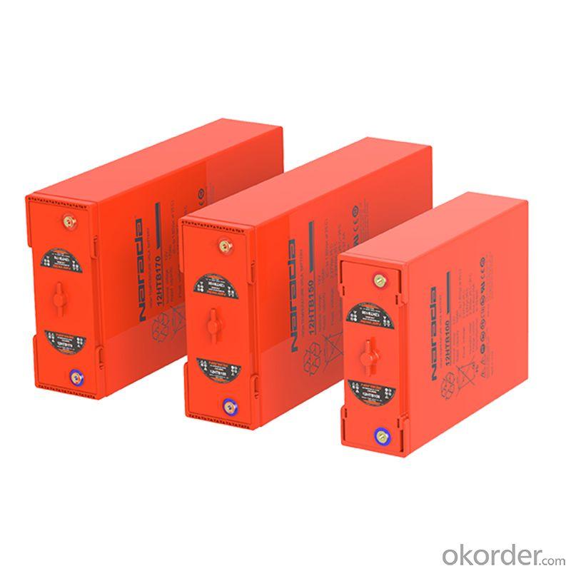 super long life Narada HTB series  12htb170 battery