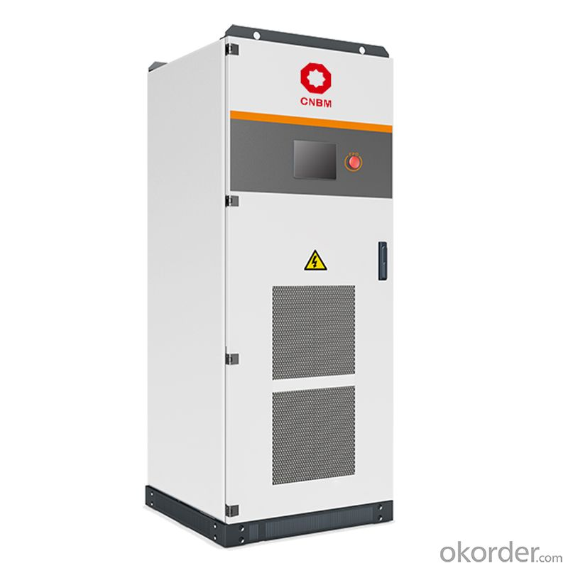 2C Application Lithium Battery Energy Storage System