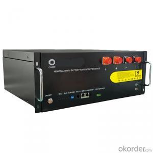 micro-grid 48v 10kW energy storage solar system lifepo4 48v 50Ah 100Ah 200Ah lithium battery pack