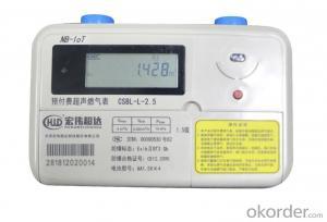 IOT Ultrasonic Gas meter ; Internet of things Ultrasonic Gas meter