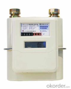 CG-L series IC card residential gas meter