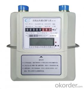 Internet of things GAS Meter ; IOT Gas meter