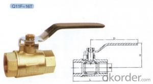 Forged Brass Ball Valve ; Ball Valve ; Brass Ball Valve