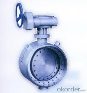 Welded Metal-to-metal Butterfly Valve ; Butterfly Valve
