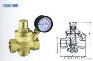 Reilef Valve ;High quality ; Brass valve