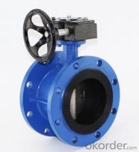 Soft Sealed Butterfly Valve ; Butterfly Valve