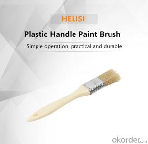 Multifunctional Custom Professional Handle Paint Brush