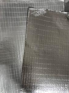 FSV-1808B Heat-sealing foil facing consists thicker foil, scrim and PE coating.