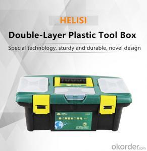 New Product Professional Multi-Purpose Plastic Tool Box