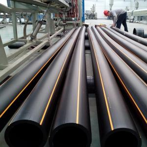 Buried PE Pipe for Gas Pipeline System SDR11 SDR17