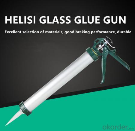 Glass Glue Gun Silicone Weatherproof Adhesive For Glue Gun