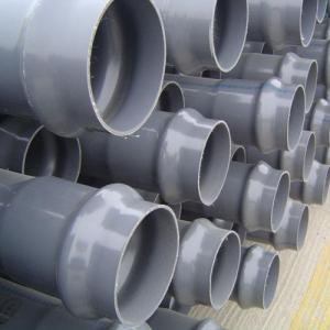 Hard Polyvinyl Chloride Pipe PVC-U Plastic Pipe for Water Supply Low Pressure Irrigation