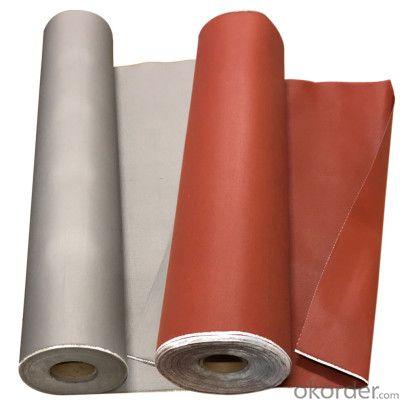 Thermal Insulation Silicone Coated Fiberglass Fabric