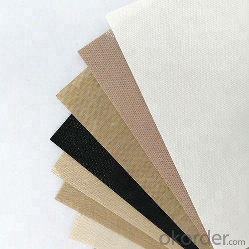 Heat Resistant PTFE Coated Fiberglass Fabric