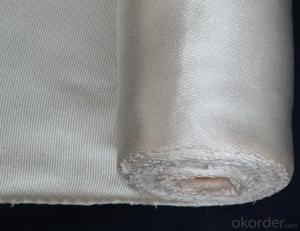 Heat Resistant and fireproof Silica Fabric