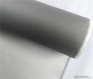 Fire Resistant PU Coated Fiberglass Cloth