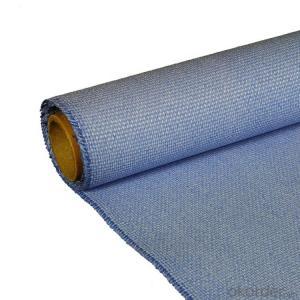 Fireproof Fiberglass Fabrics Coated With Calcium Silicate