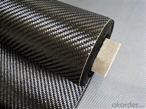 Thermal Insulation High Temperature Carbon Fabric