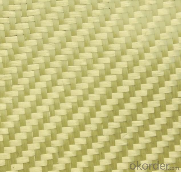 High Temperature Insulation Kevlar Fabric