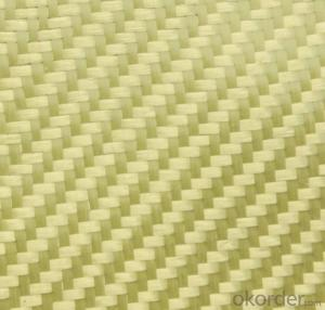 High Temperature Insulation Kevlar Fabric