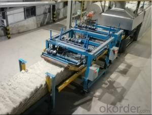 Mineral/Stone/Rock Wool Board/Slab Production Line