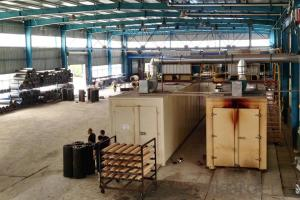 Mineral/Stone/Rock Wool Pipe Production Line