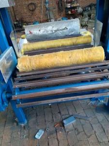Mineral/Stone/Rock Wool Pipe Production Line-Simple Model