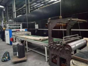 Mineral/Stone/RockWool Sewing Rolling Packing Production Line
