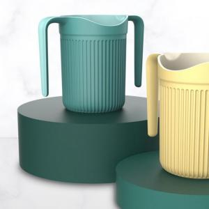 Inorganic AS Antibacterial Toothbrush Cup Drinking Cups