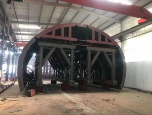 Tunnel Lining Trolley for Subway, Tunnel Formwork,