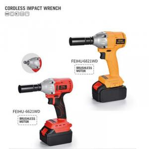 Cordless Impact Wrench Electric Power Tools Lithium ion Battery