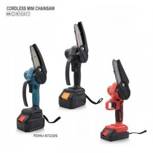 Portable Rechargeable Cordless Mini Chainsaw GS/CE/UL Electric Power Tools