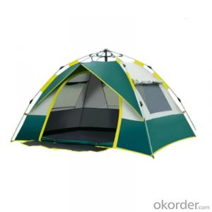 2-4 Person Automatic Easy Set up Durable Waterproof Outdoor Camping Tents