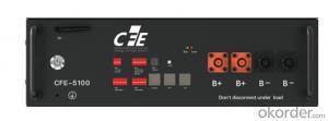 CNBM -Ess lithium storage battery 5.12kwh
