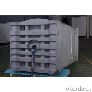 HDPE Portable Shower Room-Out door Shower Room
