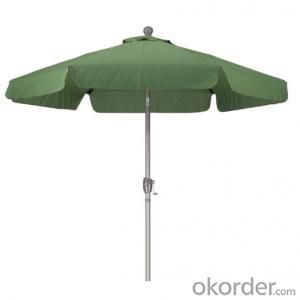 6K Air-Vent Tilt Patio Umbrellas Garden Umbrella Parasols