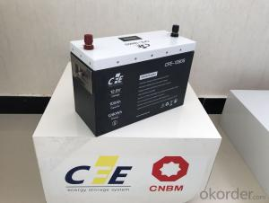 CNBM-CFE 12.8V 100 AH LITHIUM BATTERY FROM CHINA