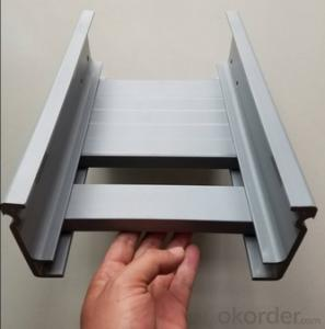 Polymer cable tray retardant cable tray can be customized