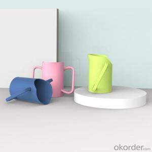 Antibacterial drinking cups for children and the elderly