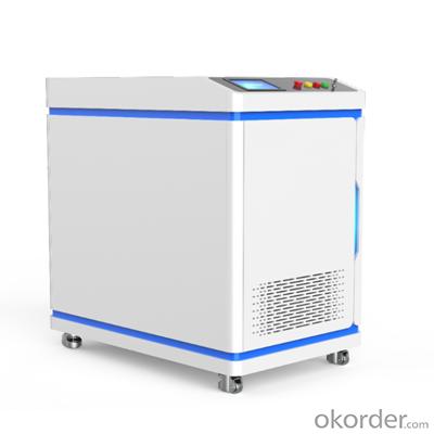 9KW Handheld Fiber Laser Welding Machine