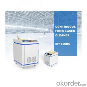 9KW Minitype Fiber Laser Cleaning Machine