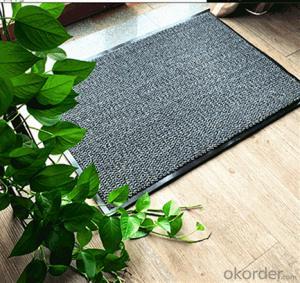 Mobile Cut Pile Door Mat High Quality Mat From China 2021 Hot Mat