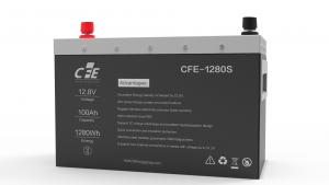 Residential ESS CFE-1280S 12.8V 100Ah 1280Wh