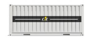 CFE Utility ESS  2580Kwh- 3440Kwh Battries in containers