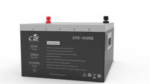 Residential Batteries ESS CFE-5120S 25.6V 200Ah 5120Wh
