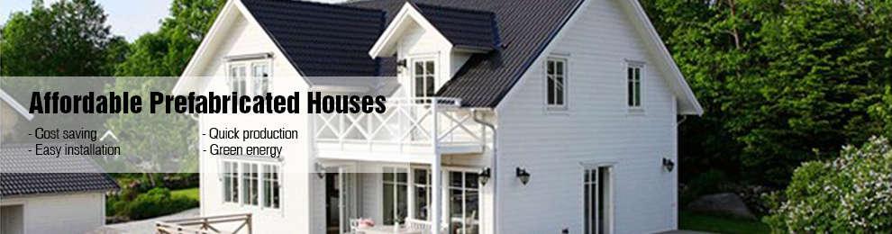 Sandwich Panel Houses